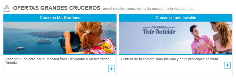 Viajes Carrefour Reservas