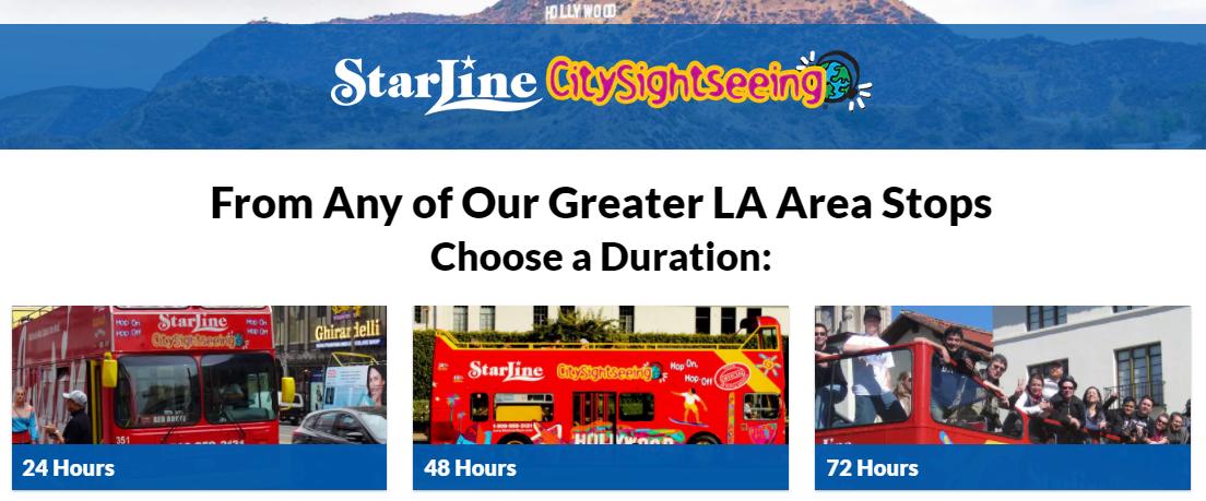 StarlineTours Viajes