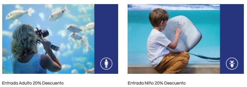 Palma Aquarium Descuentos
