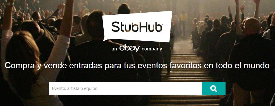StubHub Promociones