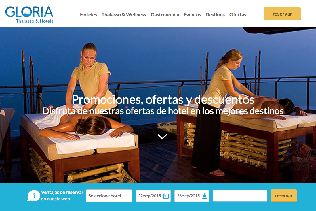 Descuento Código Promocional Gloria Palace Thalasso & Hotels