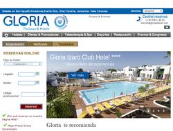 Código Promocional Gloria Palace Thalasso & Hotels 2018