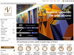 Código Promoción Vincci Hotels 2018
