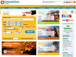 Código Promoción Hotelsclick.com 2018
