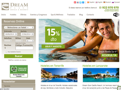 Código Promoción Dream Palace Hotels 2018