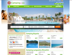 Código Promocional Camping and Co 2019