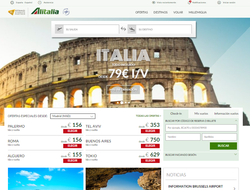 Cupón Descuento Alitalia 2017
