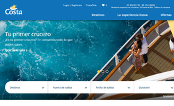 Código Descuento Costa Cruceros 2019