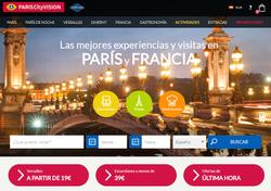Código Promocional París City Vision 2019