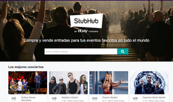 Códigos Promocionales StubHub 2019