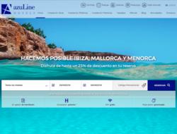 Código Descuento Azuline Hoteles 2019