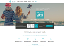 Código Promocional Alua Hotels 2019